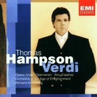 Thomas Hampson - Verdi: Opernarien