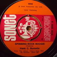 Hank C. Burnette - Spinning Rock Boogie