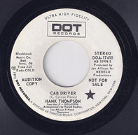 Hank Thompson - Cab Driver