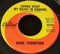 Hank Thompson - Gonna Wrap My Heart In Ribbons / Little Christmas Angel