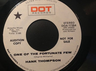Hank Thompson - One Of The Fortunate Few / I'm Afraid I Lied