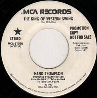 Hank Thompson - The King Of Western Swing / Take Me Back To Tulsa
