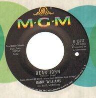 Hank Williams - Dear John