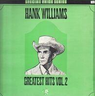 Hank Williams - Greatest HIts VOl. 2