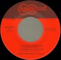 Hank Williams - Hank Williams & His Guitar