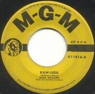 Hank Williams With His Drifting Cowboys - Kaw-liga / Your Cheatin' Heart