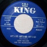 Hank Ballard & The Midnighters - Let's Go, Let's Go, Let's Go