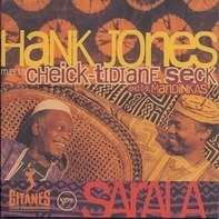 Hank Jones Meets Cheick Tidiane Seck And The Mandinkas - Sarala