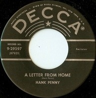 Hank Penny - A Letter From Home