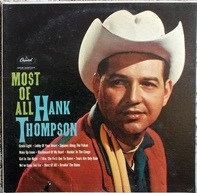 Hank Thompson - Most of All