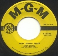 Hank Williams With His Drifting Cowboys - Low Down Blues / You Better Keep It On Your Mind