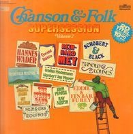Hannes Wader, Reinhard Mey... - Canson & Folk Supersession Vol. 2