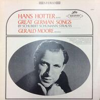 Hans Hotter , Gerald Moore - Great German Songs