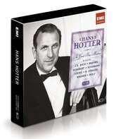 HANS HOTTER - COMPLETE EMI RECORDINGS I