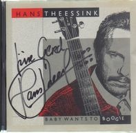 Hans Theessink - Baby Wants to Boogie