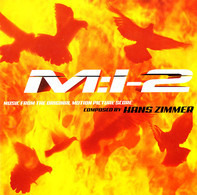 """Hans Zimmer - M:I-2  """"Mission Impossible 2"""" (Music From The Original Motion Picture Score)"""