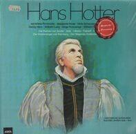 Hans Hotter - Historische Aufnahmen aus den Jahren 1939-1944