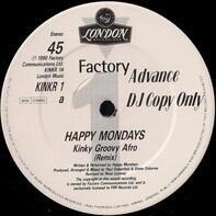 Happy Mondays - Kinky Groovy Afro (Remix)