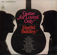 Harold Bradley - Guitar for Lovers Only