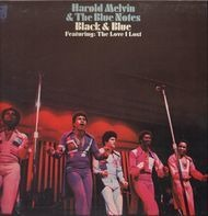 Harold Melvin & The Blue Notes - Black & Blue