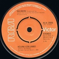 Harry Nilsson - Kojak Columbo