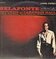 Harry Belafonte - Belafonte Returns to Carnegie Hall