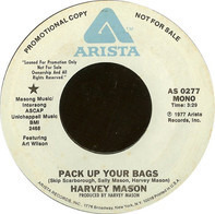 Harvey Mason - Pack Up Your Bags