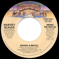 Harvey Scales - Shake-A-Matic