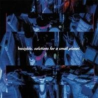 haujobb - Solutions For A Small Planet (blue