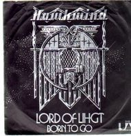 Hawkwind - Lord Of Light / Born To Go