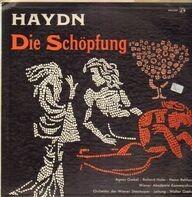 Haydn/ Agnes Giebel,Walter Goehr, Orchester der Wiener Staatsoper a.o. - Die Schöpfung