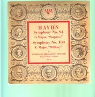Haydn/ Netherlands Philharmonic Orchestra, H. Swoboda - Symphony No. 94 In G Major, 'Surprise'; Symphony No. 100 In G Major, 'Military'