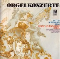 Haydn, Axelmann, Brixi / Lehrndorfer - Orgelkonzerte