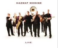 Hazmat Modine - Live