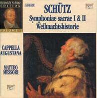 Schütz - Symphoniae I & II - Weihnachtshistorie