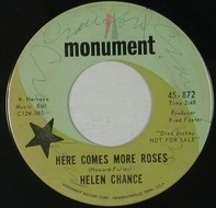 Helen Chance - Here Comes More Roses / That's The Way He Was With Me