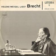 Helene Weigel , Bertolt Brecht - Helene Weigel Liest Brecht