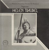 Helen Traubel - The renowned soprano