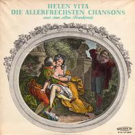 Helen Vita / Bert Grund und sein Orchester - Die Allerfrechsten Chansons Aus Dem Alten Frankreich