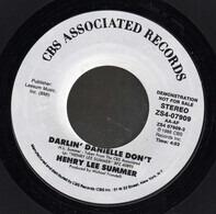 Henry Lee Summer - Darlin' Danielle Don't