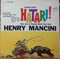 Henry Mancini - Hatari! (Music From The Motion Picture Score)