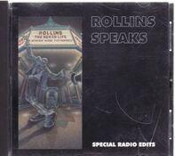 Henry Rollins - Rollins Speaks - Special Radio Edits