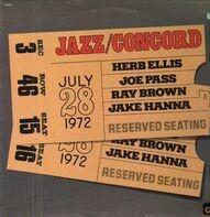 Herb Ellis, Joe Pass, Ray Brown, Jake Hanna - Jazz/Concord