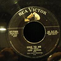 Herb Jeffries - Sing To Me