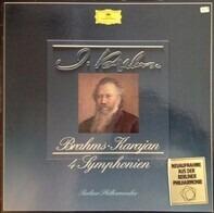 Brahms / Karajan, Berliner Philharmoniker - 4 Symphonien