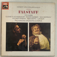 Verdi (Karajan) - FALSTAFF