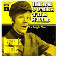 Herman's Hermits - Here Comes The Star