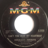 Herman's Hermits - Can't You Hear My Heartbeat / I Know Why