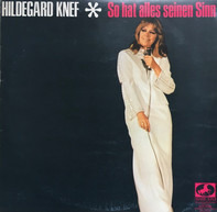 Hildegard Knef - So hat Alles Seinen Sinn