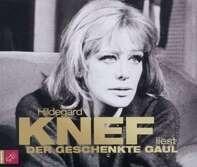 Hildegard Knef - Der Geschenkte Gaul